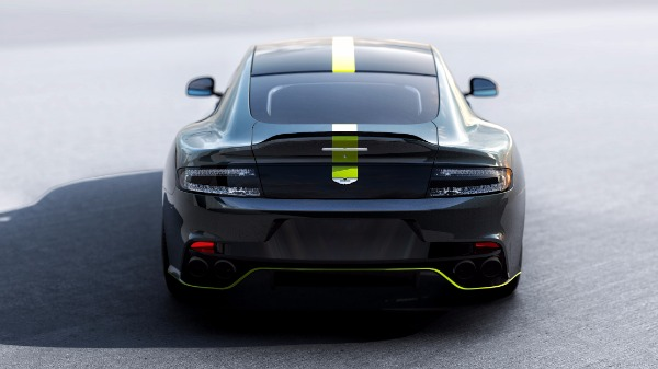 New 2019 Aston Martin Rapide AMR Shadow Edition for sale Sold at Alfa Romeo of Westport in Westport CT 06880 4