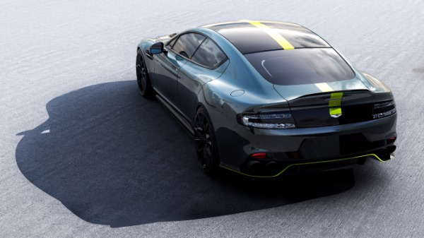 New 2019 Aston Martin Rapide AMR Shadow Edition for sale Sold at Alfa Romeo of Westport in Westport CT 06880 7