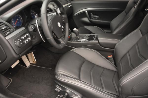 Used 2016 Maserati GranTurismo Sport for sale Sold at Alfa Romeo of Westport in Westport CT 06880 14
