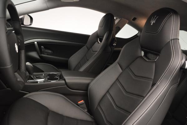 Used 2016 Maserati GranTurismo Sport for sale Sold at Alfa Romeo of Westport in Westport CT 06880 15
