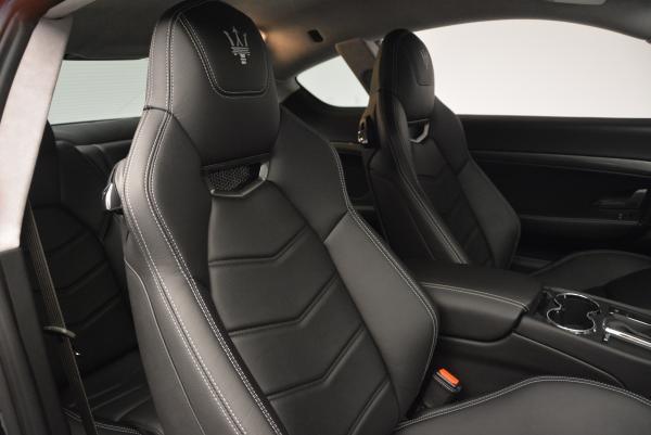 Used 2016 Maserati GranTurismo Sport for sale Sold at Alfa Romeo of Westport in Westport CT 06880 20