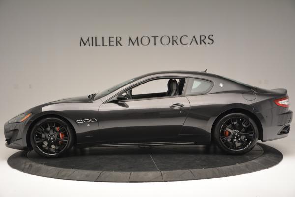 Used 2016 Maserati GranTurismo Sport for sale Sold at Alfa Romeo of Westport in Westport CT 06880 3