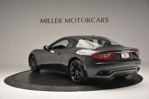 Used 2016 Maserati GranTurismo Sport for sale Sold at Alfa Romeo of Westport in Westport CT 06880 5
