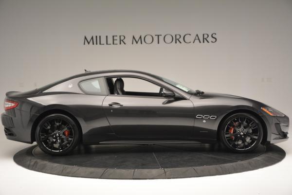 Used 2016 Maserati GranTurismo Sport for sale Sold at Alfa Romeo of Westport in Westport CT 06880 9