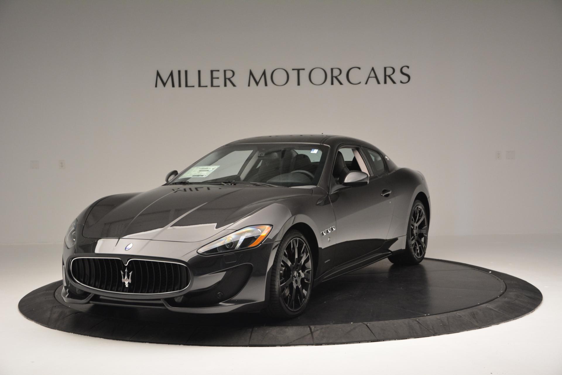 Used 2016 Maserati GranTurismo Sport for sale Sold at Alfa Romeo of Westport in Westport CT 06880 1