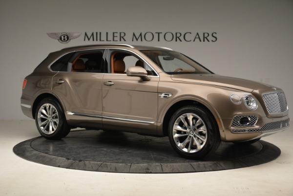 New 2018 Bentley Bentayga Signature for sale Sold at Alfa Romeo of Westport in Westport CT 06880 10