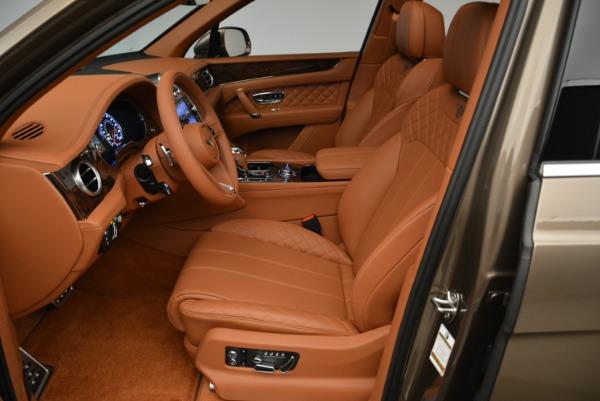 New 2018 Bentley Bentayga Signature for sale Sold at Alfa Romeo of Westport in Westport CT 06880 20