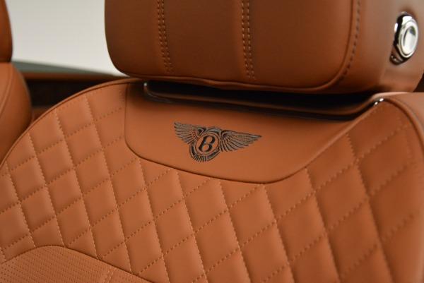 Used 2018 Bentley Bentayga W12 Signature for sale $156,900 at Alfa Romeo of Westport in Westport CT 06880 22