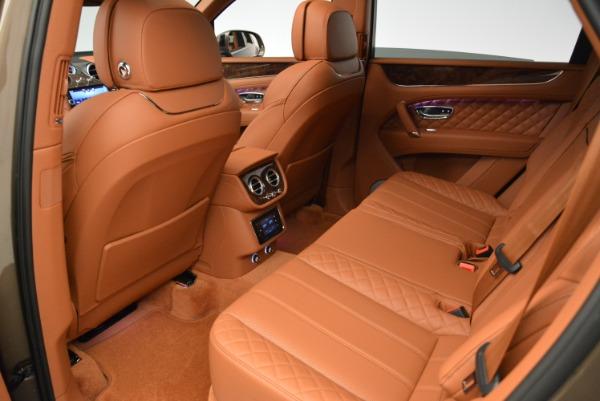 Used 2018 Bentley Bentayga W12 Signature for sale $156,900 at Alfa Romeo of Westport in Westport CT 06880 23