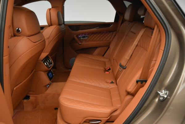 Used 2018 Bentley Bentayga W12 Signature for sale $156,900 at Alfa Romeo of Westport in Westport CT 06880 24