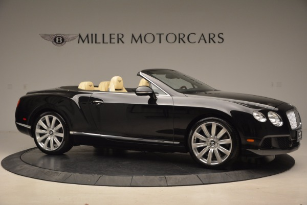 Used 2012 Bentley Continental GT W12 for sale Sold at Alfa Romeo of Westport in Westport CT 06880 10