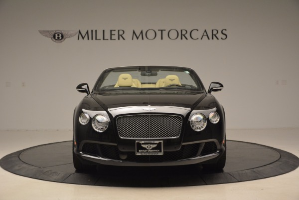 Used 2012 Bentley Continental GT W12 for sale Sold at Alfa Romeo of Westport in Westport CT 06880 12