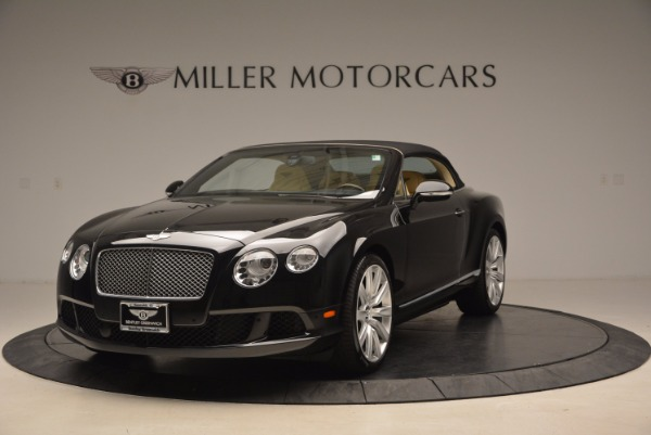 Used 2012 Bentley Continental GT W12 for sale Sold at Alfa Romeo of Westport in Westport CT 06880 13