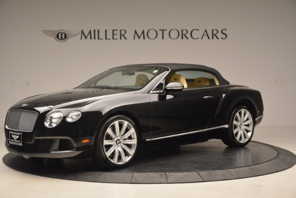 Used 2012 Bentley Continental GT W12 for sale Sold at Alfa Romeo of Westport in Westport CT 06880 14