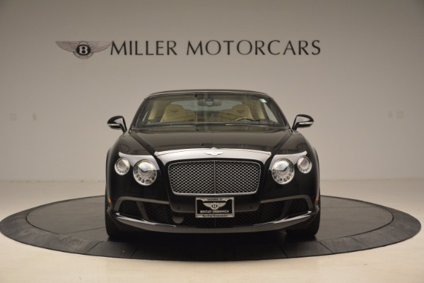 Used 2012 Bentley Continental GT W12 for sale Sold at Alfa Romeo of Westport in Westport CT 06880 23