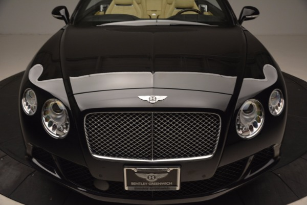 Used 2012 Bentley Continental GT W12 for sale Sold at Alfa Romeo of Westport in Westport CT 06880 24