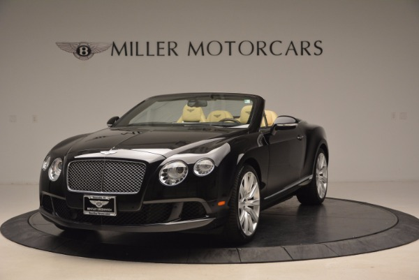 Used 2012 Bentley Continental GT W12 for sale Sold at Alfa Romeo of Westport in Westport CT 06880 1