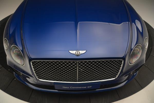 New 2020 Bentley Continental GT for sale Sold at Alfa Romeo of Westport in Westport CT 06880 13