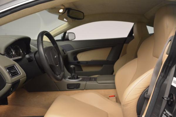 Used 2006 Aston Martin V8 Vantage for sale Sold at Alfa Romeo of Westport in Westport CT 06880 13