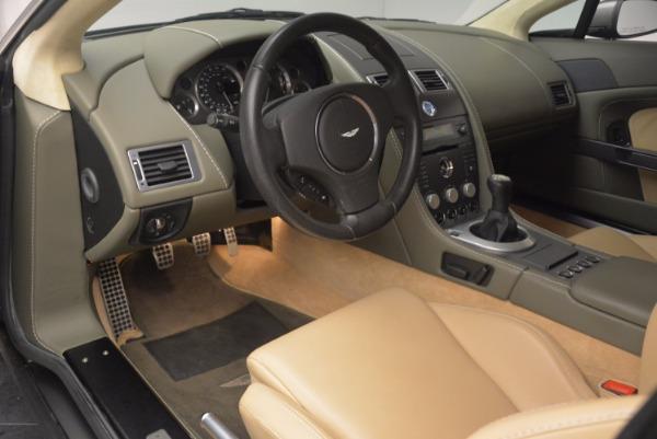Used 2006 Aston Martin V8 Vantage for sale Sold at Alfa Romeo of Westport in Westport CT 06880 14