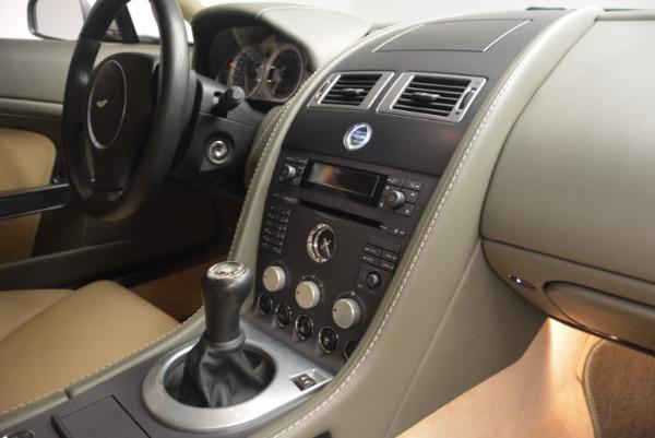 Used 2006 Aston Martin V8 Vantage for sale Sold at Alfa Romeo of Westport in Westport CT 06880 16