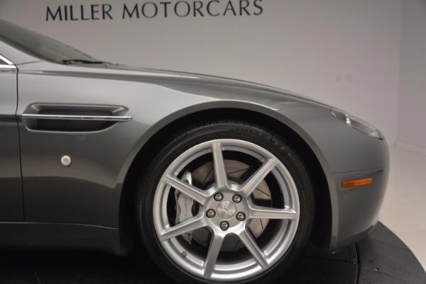 Used 2006 Aston Martin V8 Vantage for sale Sold at Alfa Romeo of Westport in Westport CT 06880 17