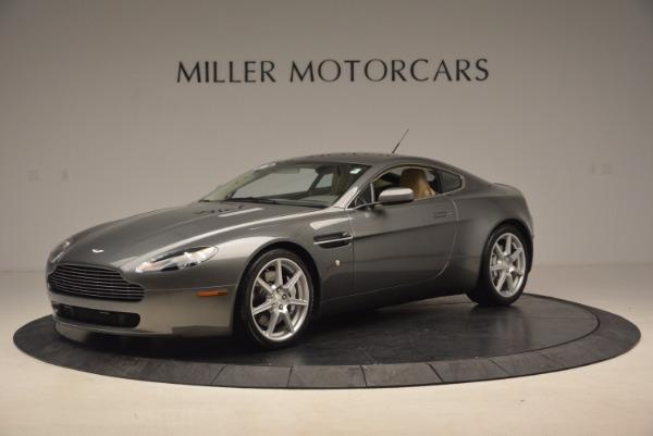 Used 2006 Aston Martin V8 Vantage for sale Sold at Alfa Romeo of Westport in Westport CT 06880 2
