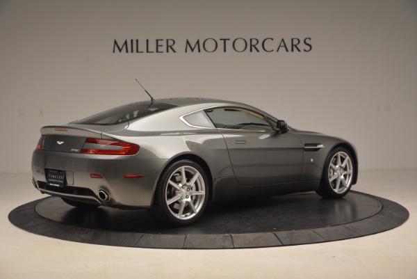 Used 2006 Aston Martin V8 Vantage for sale Sold at Alfa Romeo of Westport in Westport CT 06880 8