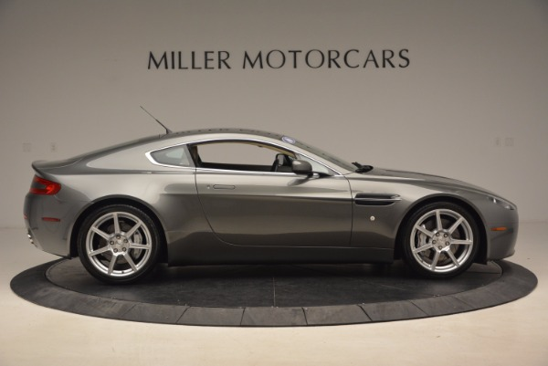 Used 2006 Aston Martin V8 Vantage for sale Sold at Alfa Romeo of Westport in Westport CT 06880 9