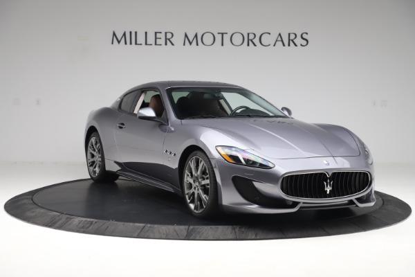 Used 2016 Maserati GranTurismo Sport for sale Sold at Alfa Romeo of Westport in Westport CT 06880 11
