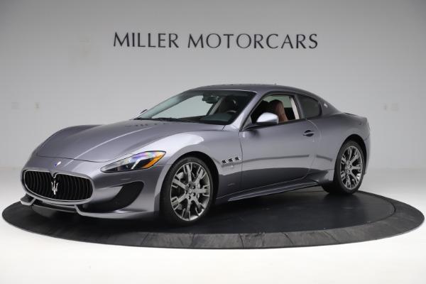 Used 2016 Maserati GranTurismo Sport for sale Sold at Alfa Romeo of Westport in Westport CT 06880 2