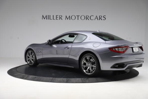 Used 2016 Maserati GranTurismo Sport for sale Sold at Alfa Romeo of Westport in Westport CT 06880 4