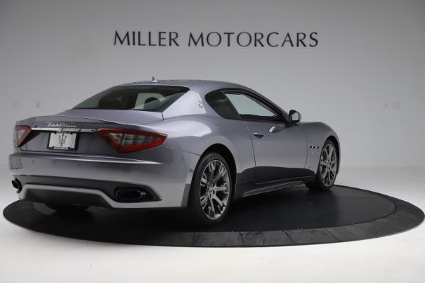 Used 2016 Maserati GranTurismo Sport for sale Sold at Alfa Romeo of Westport in Westport CT 06880 7