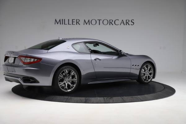 Used 2016 Maserati GranTurismo Sport for sale Sold at Alfa Romeo of Westport in Westport CT 06880 8