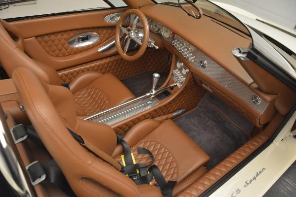 Used 2006 Spyker C8 Spyder for sale Sold at Alfa Romeo of Westport in Westport CT 06880 21