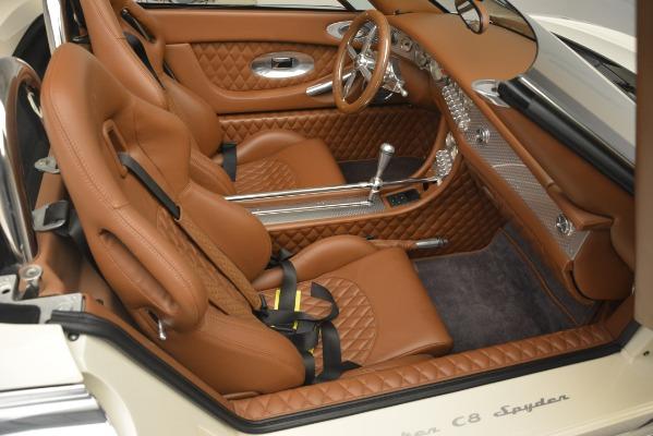 Used 2006 Spyker C8 Spyder for sale Sold at Alfa Romeo of Westport in Westport CT 06880 22