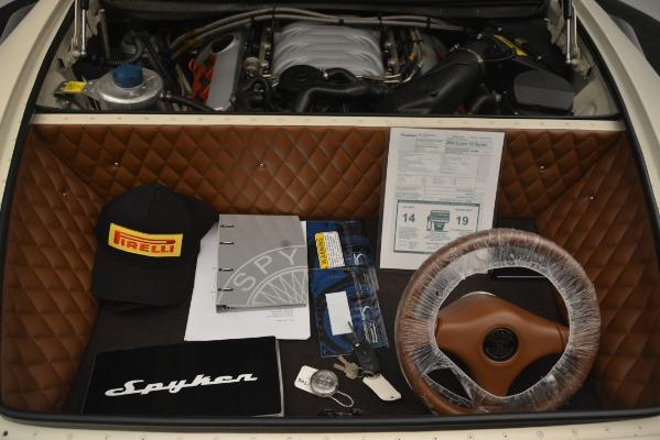 Used 2006 Spyker C8 Spyder for sale Sold at Alfa Romeo of Westport in Westport CT 06880 26