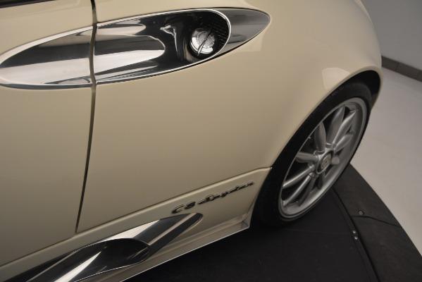 Used 2006 Spyker C8 Spyder for sale Sold at Alfa Romeo of Westport in Westport CT 06880 27