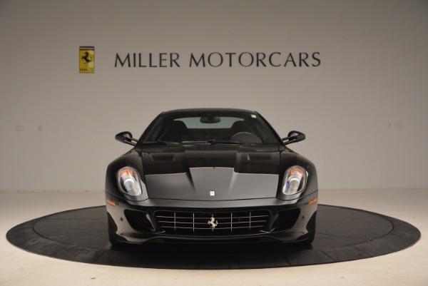 Used 2008 Ferrari 599 GTB Fiorano for sale Sold at Alfa Romeo of Westport in Westport CT 06880 12