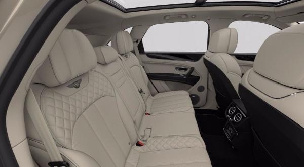 New 2018 Bentley Bentayga Signature for sale Sold at Alfa Romeo of Westport in Westport CT 06880 8