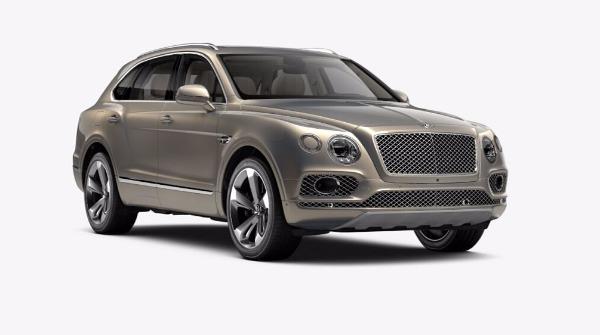 New 2018 Bentley Bentayga Signature for sale Sold at Alfa Romeo of Westport in Westport CT 06880 1