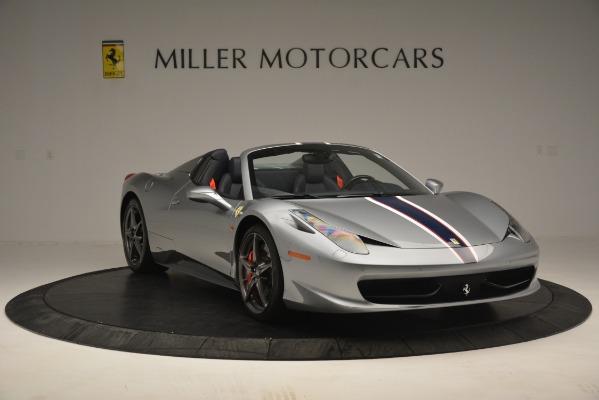 Used 2015 Ferrari 458 Spider for sale Sold at Alfa Romeo of Westport in Westport CT 06880 11