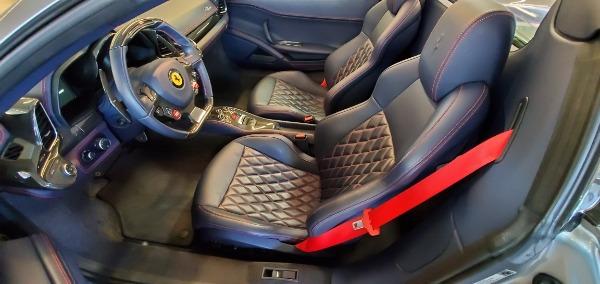 Used 2015 Ferrari 458 Spider for sale Sold at Alfa Romeo of Westport in Westport CT 06880 20