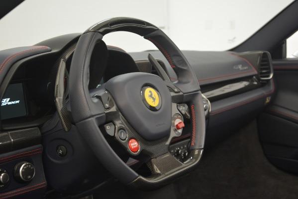 Used 2015 Ferrari 458 Spider for sale Sold at Alfa Romeo of Westport in Westport CT 06880 26