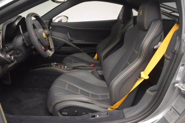 Used 2014 Ferrari 458 Italia for sale Sold at Alfa Romeo of Westport in Westport CT 06880 14