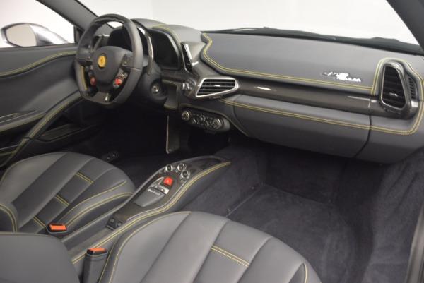 Used 2014 Ferrari 458 Italia for sale Sold at Alfa Romeo of Westport in Westport CT 06880 17