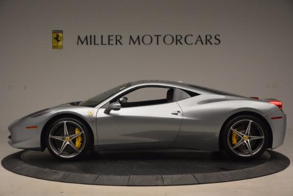 Used 2014 Ferrari 458 Italia for sale Sold at Alfa Romeo of Westport in Westport CT 06880 3