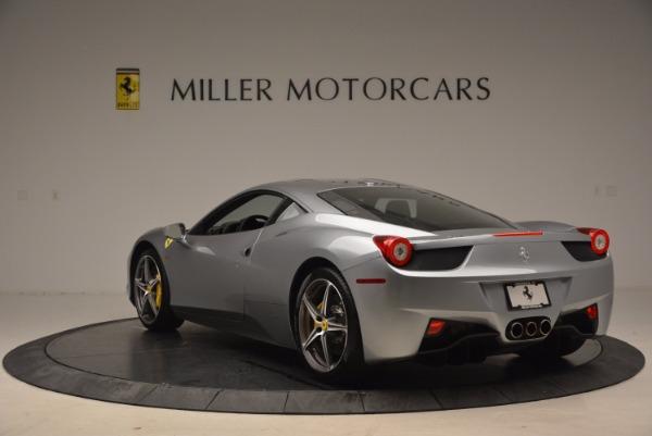 Used 2014 Ferrari 458 Italia for sale Sold at Alfa Romeo of Westport in Westport CT 06880 5