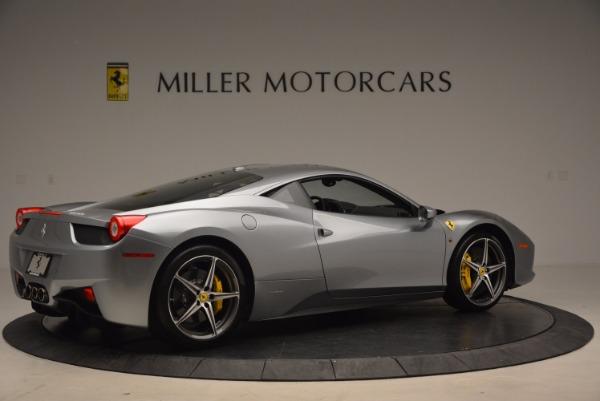 Used 2014 Ferrari 458 Italia for sale Sold at Alfa Romeo of Westport in Westport CT 06880 8