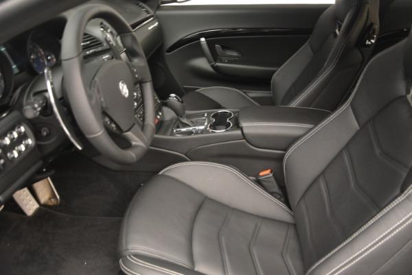 New 2016 Maserati GranTurismo Sport for sale Sold at Alfa Romeo of Westport in Westport CT 06880 18